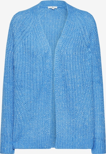 TOM TAILOR Strickjacke in blau, Produktansicht