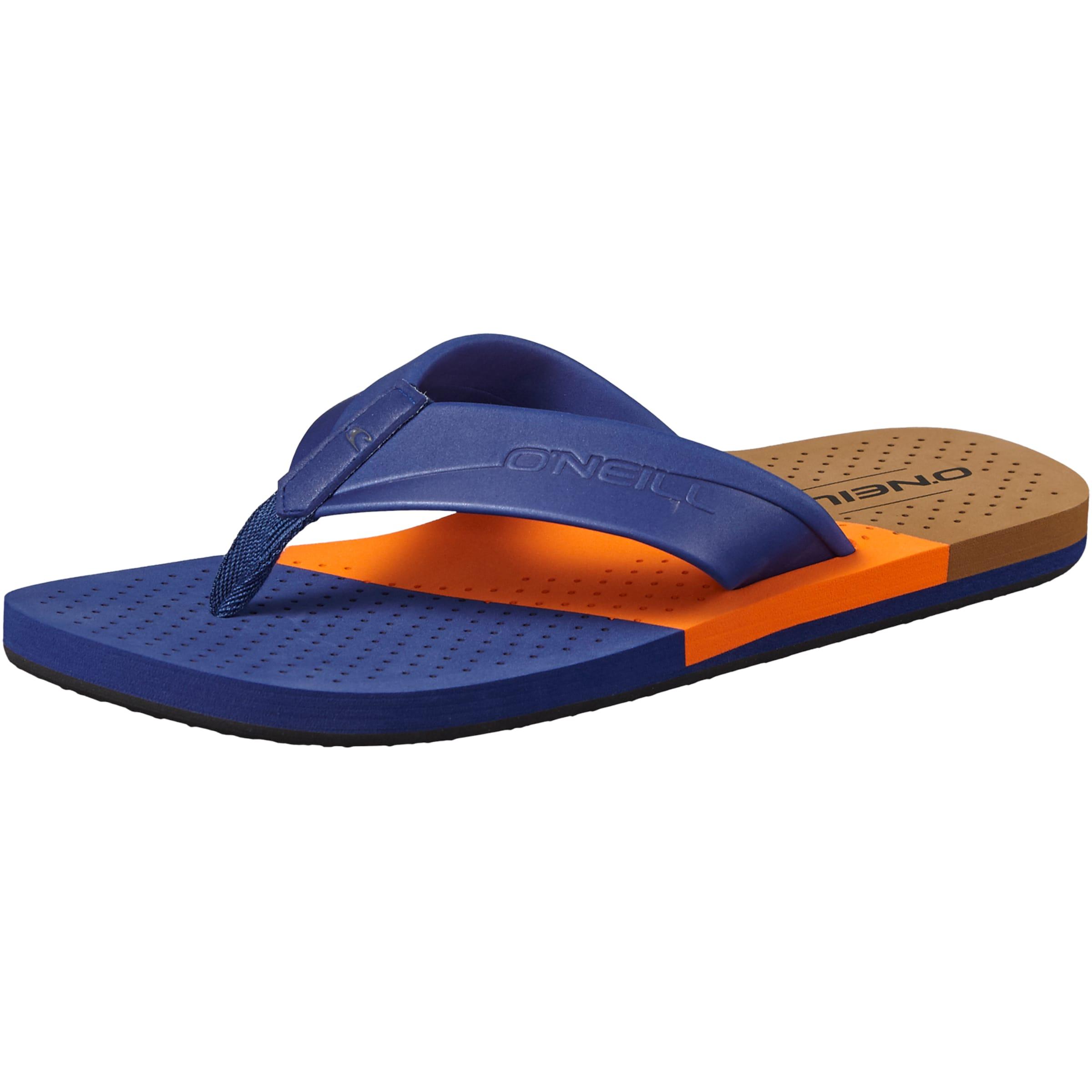 O'NEILL | 'FM IMPRINT PUNCH  FLOPS' Zehentrenner Schuhe Gut getragene Schuhe