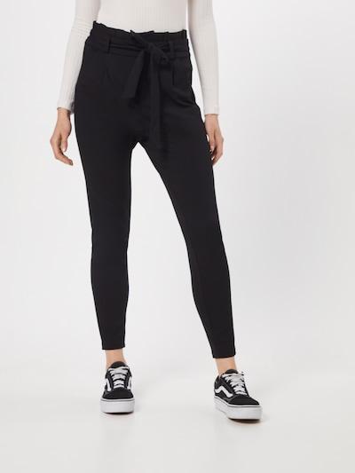 VERO MODA Broek 'VMEVA' in de kleur Zwart, Modelweergave
