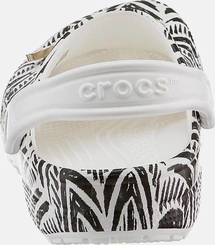 Crocs Clog Drew X Classic Trib