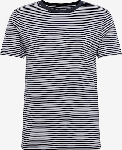 SELECTED HOMME Shirt in kobaltblau / weiß, Produktansicht