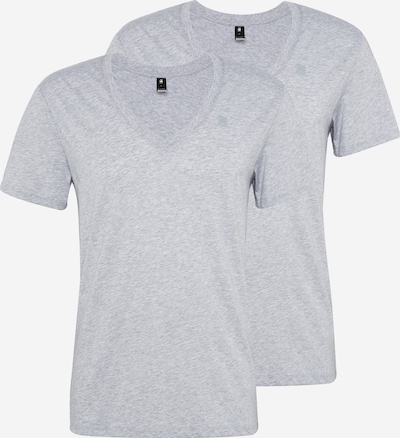 G-Star RAW T-Shirt in grau, Produktansicht