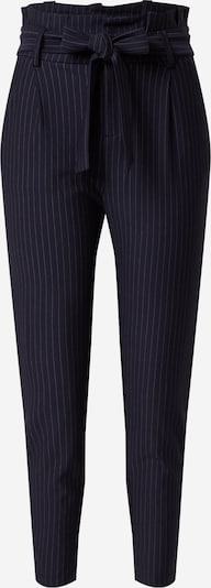 ONLY Plisované nohavice - námornícka modrá / šedobiela, Produkt