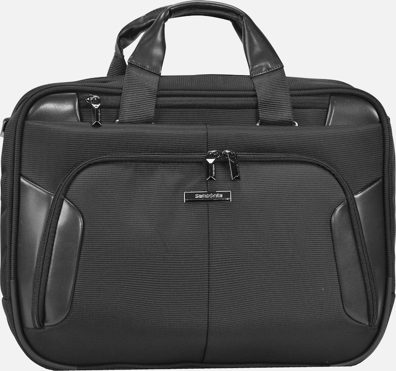 Samsonite Xbr Briefcase 44 Cm Compartment