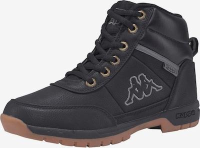 Auliniai batai su kulniuku 'BRIGHT MID' iš KAPPA , spalva - juoda, Prekių apžvalga