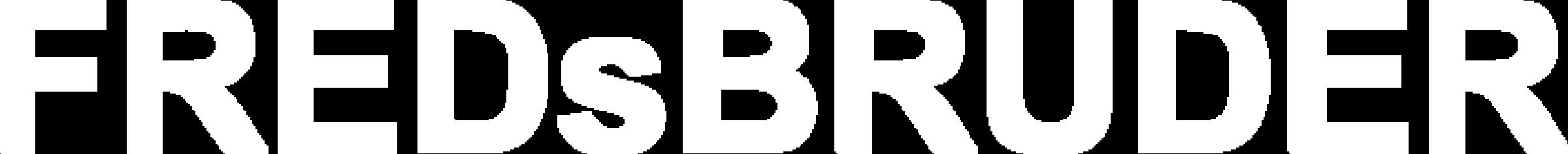 FREDsBRUDER Logo