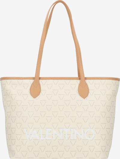Valentino Bags Shopper 'Liuto' in beige / cognac, Produktansicht