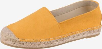 Vidorreta Espadrilles in gelb, Produktansicht