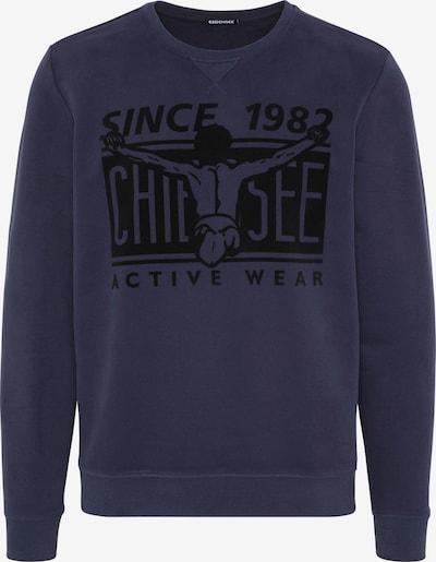 CHIEMSEE Sportovní mikina - noční modrá, Produkt