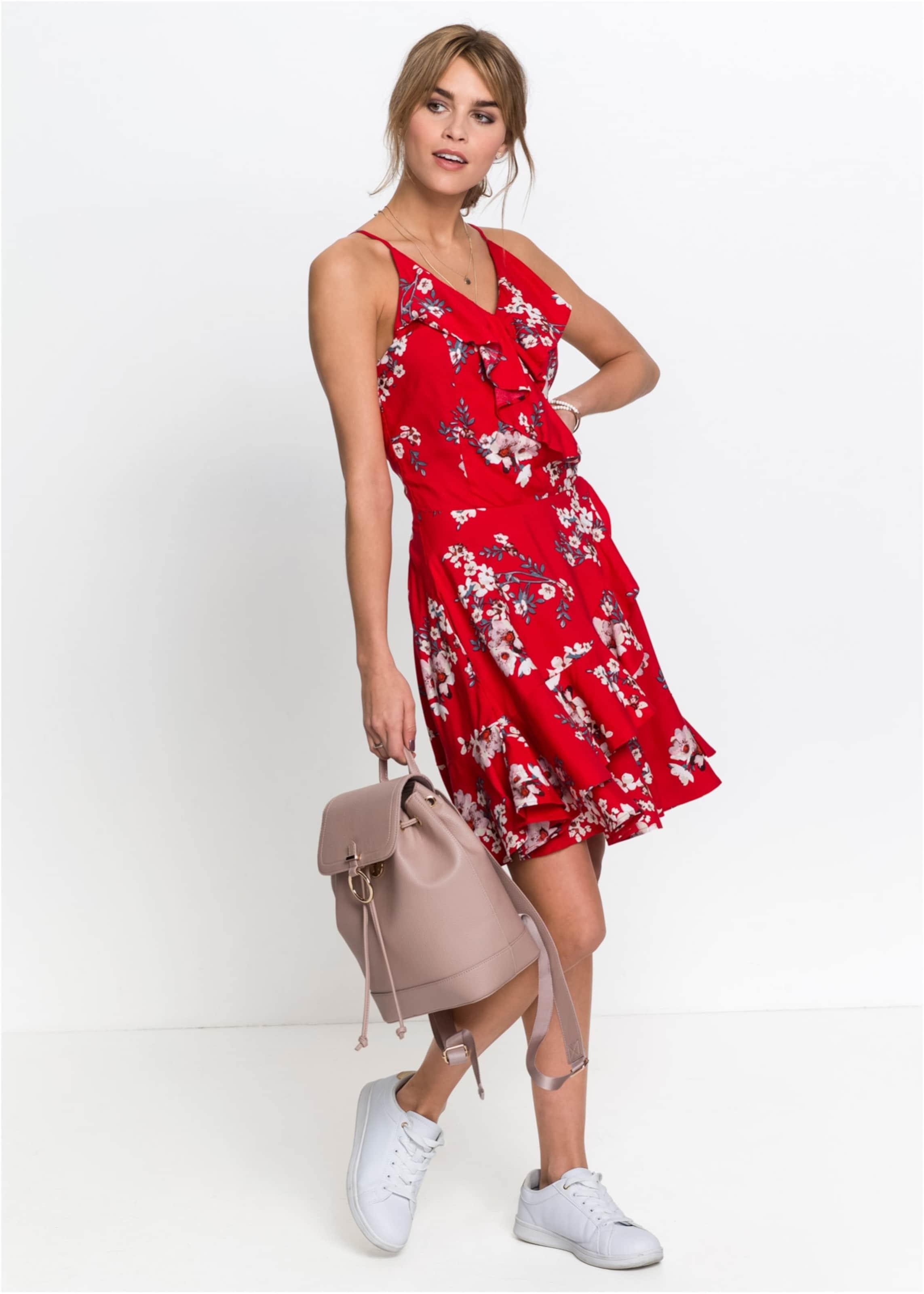 Bonprix Bonprix Kleid MischfarbenOrangerot In Kleid In Kleid In MischfarbenOrangerot Bonprix Yf7I6vbgy