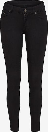 CHEAP MONDAY Skinny Jeans 'Low Skin' in black denim, Produktansicht