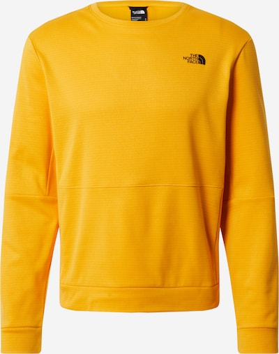 THE NORTH FACE Sportska sweater majica 'TRAIN' u zlatno žuta, Pregled proizvoda