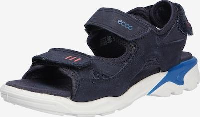 ECCO Sandalen in dunkelblau, Produktansicht