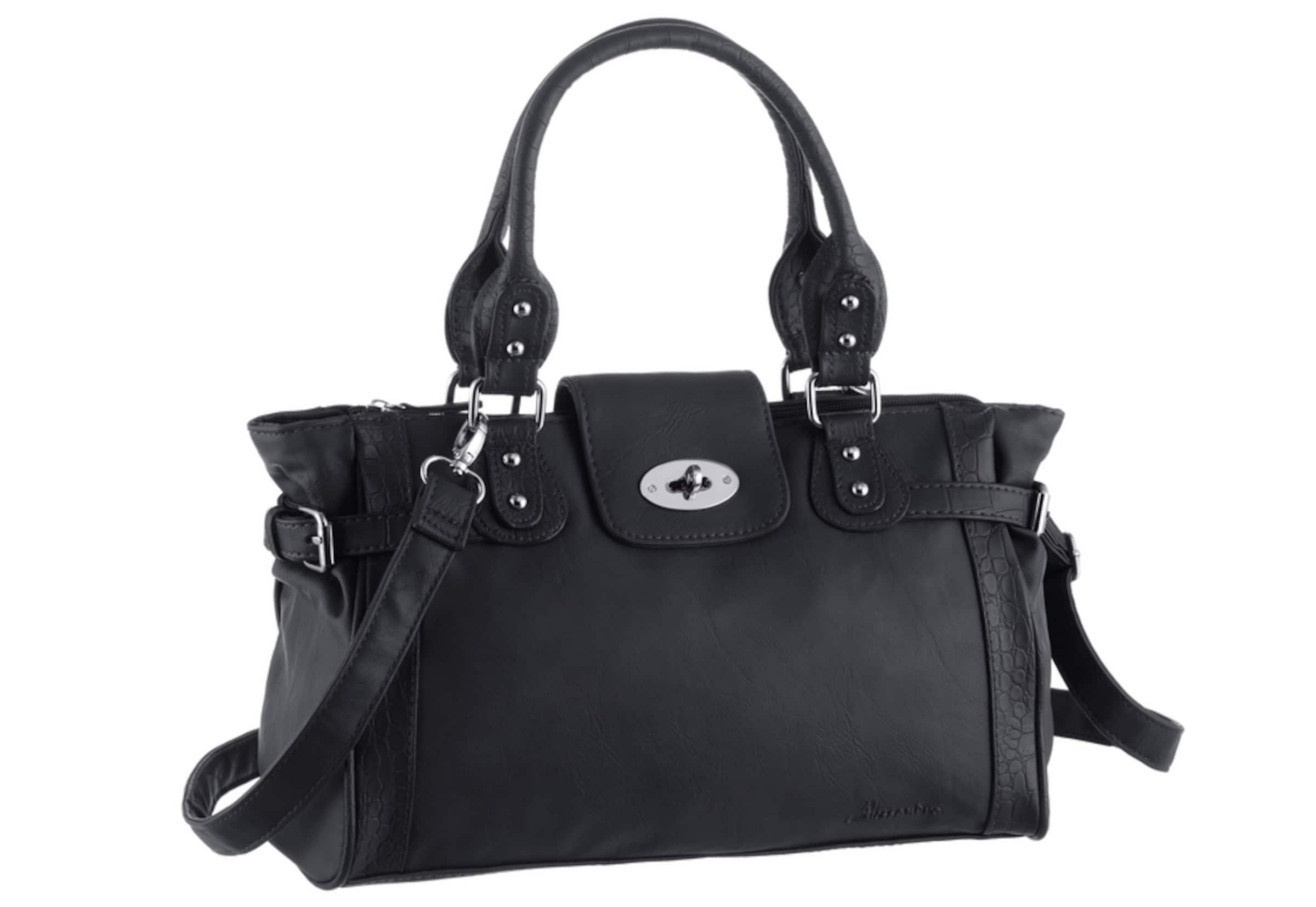 Qualität Outlet-Store J. Jayz Handtasche mit dezenter Reptil Prägung Günstig Kaufen Manchester K92gQWw2K