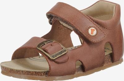 NATURINO Sandalen in braun, Produktansicht