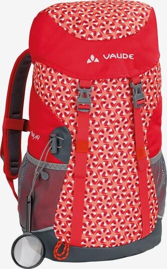 VAUDE 'Kids Puck' 14 Rucksack 48 cm in rot, Produktansicht