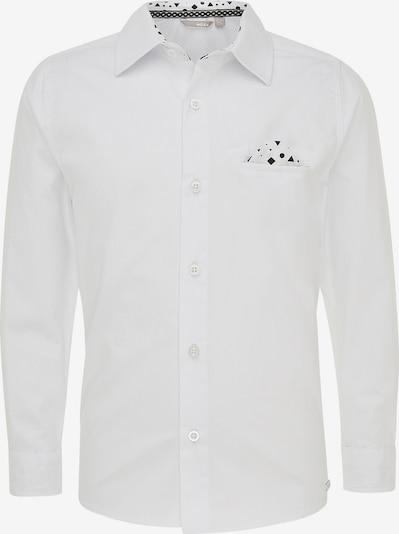 MEXX Langarmhemd in weiß, Produktansicht