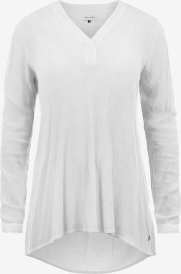 Blend She Schlupfbluse 'Creole' in weiß, Produktansicht