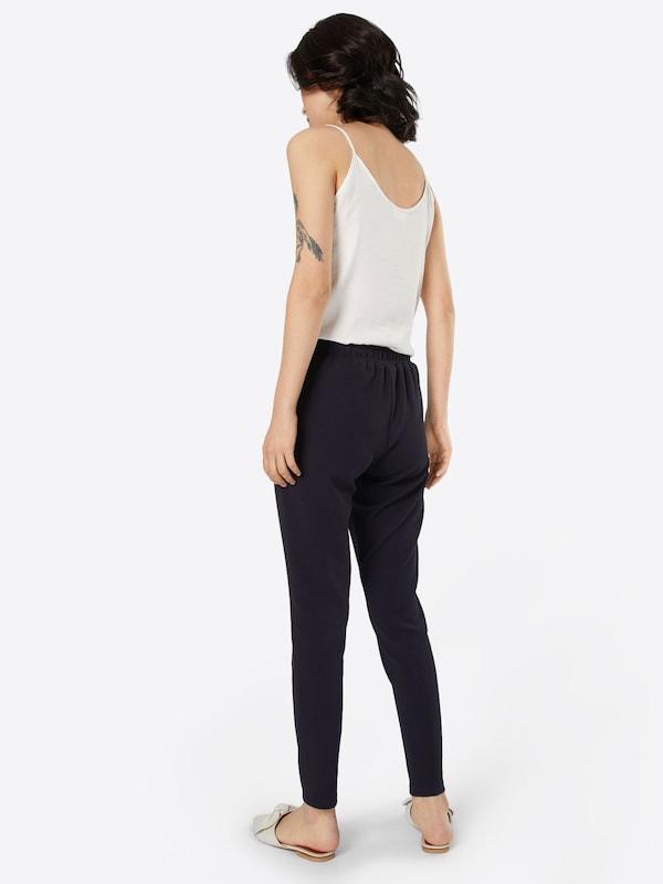 En Foncé Pantalon 'myriam' Bleu j4AR35Lq