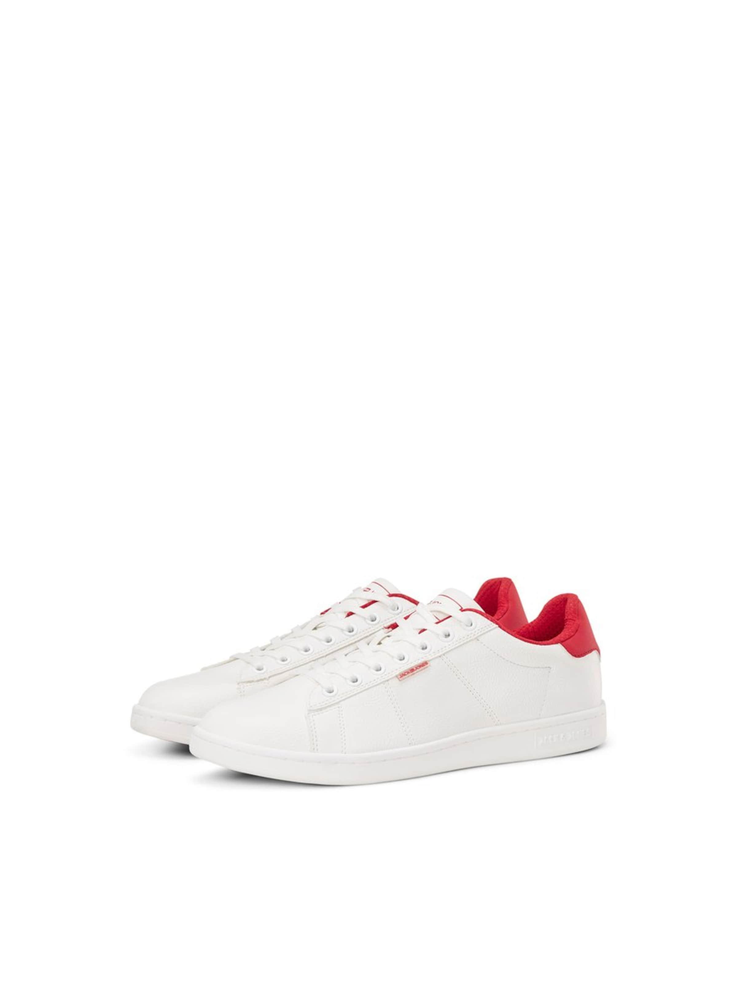 Jones Sneaker RotWeiß Jackamp; Sneaker RotWeiß Jones Jackamp; Jones Sneaker Jackamp; In In nk0O8wP