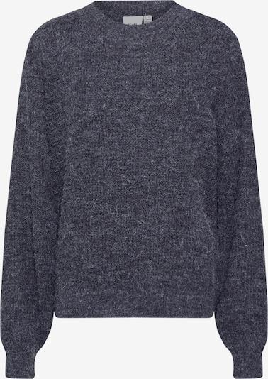 Megztinis 'NOVO' iš ICHI , spalva - pilka: Vaizdas iš priekio