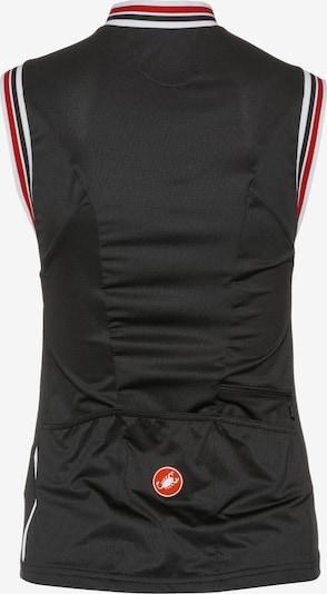 CASTELLI Fahrradtrikot 'PROMESSA 3 SLEEVELESS' in schwarz, Produktansicht