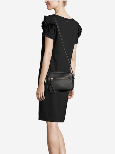 ABOUT YOU Crossbody Bag 'Lana' in Black: Frontal view