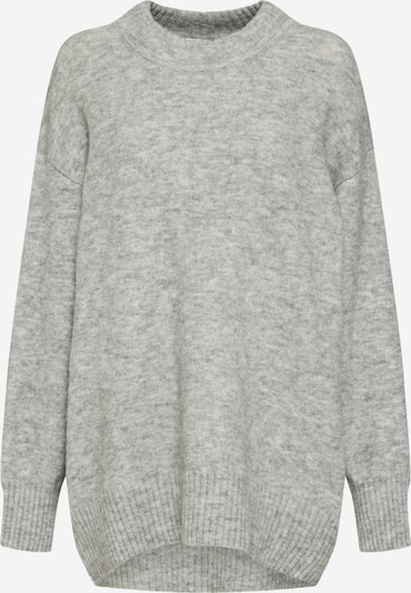 EDITED Oversized sweater 'Luca' in Grey, Item view