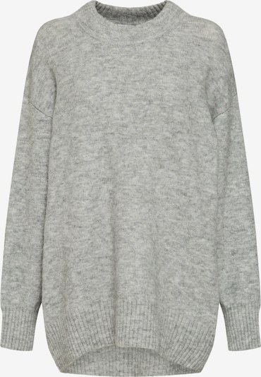 EDITED Sweter oversize 'Luca' w kolorze szarym, Podgląd produktu