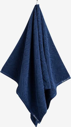 GANT Handtuch in blau, Produktansicht