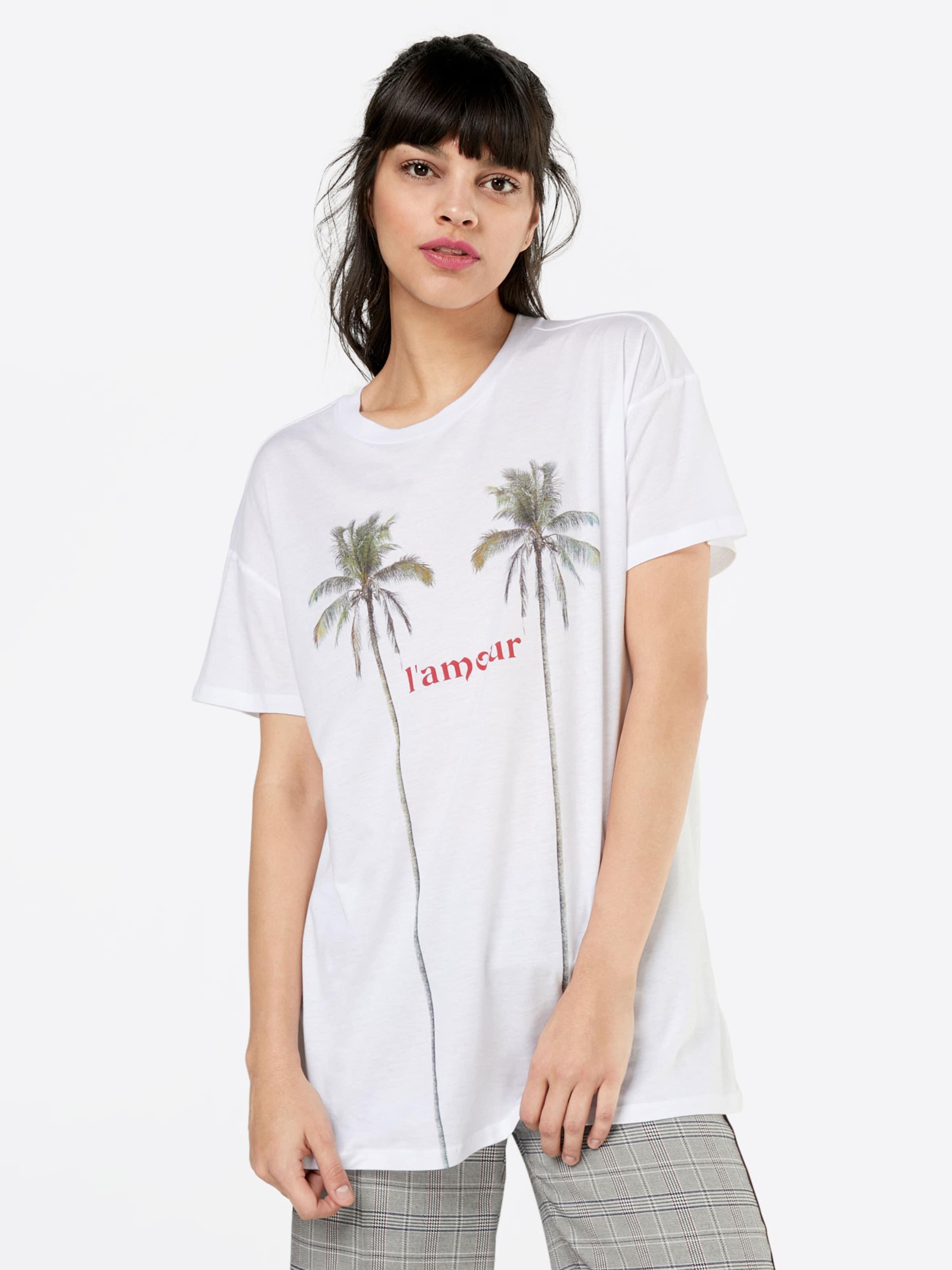 ZOE KARSSEN Shirt mit Aufdruck Kauf osxBdz8C