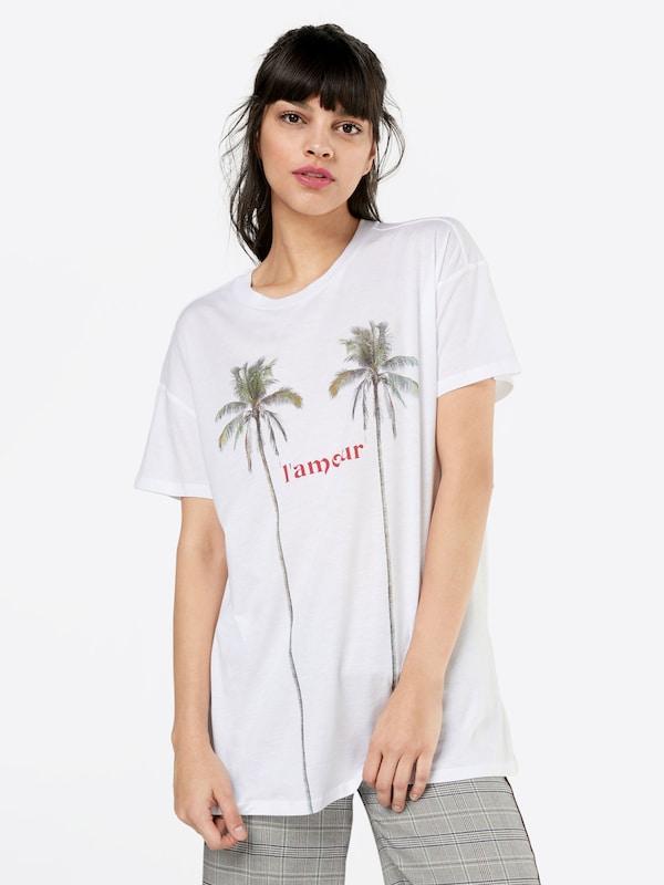 ZOE KARSSEN Shirt mit Aufdruck