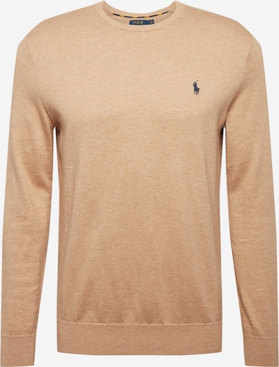 POLO RALPH LAUREN Svetr 'LS SF CN PP-LONG SLEEVE-SWEATER' - béžová, Produkt