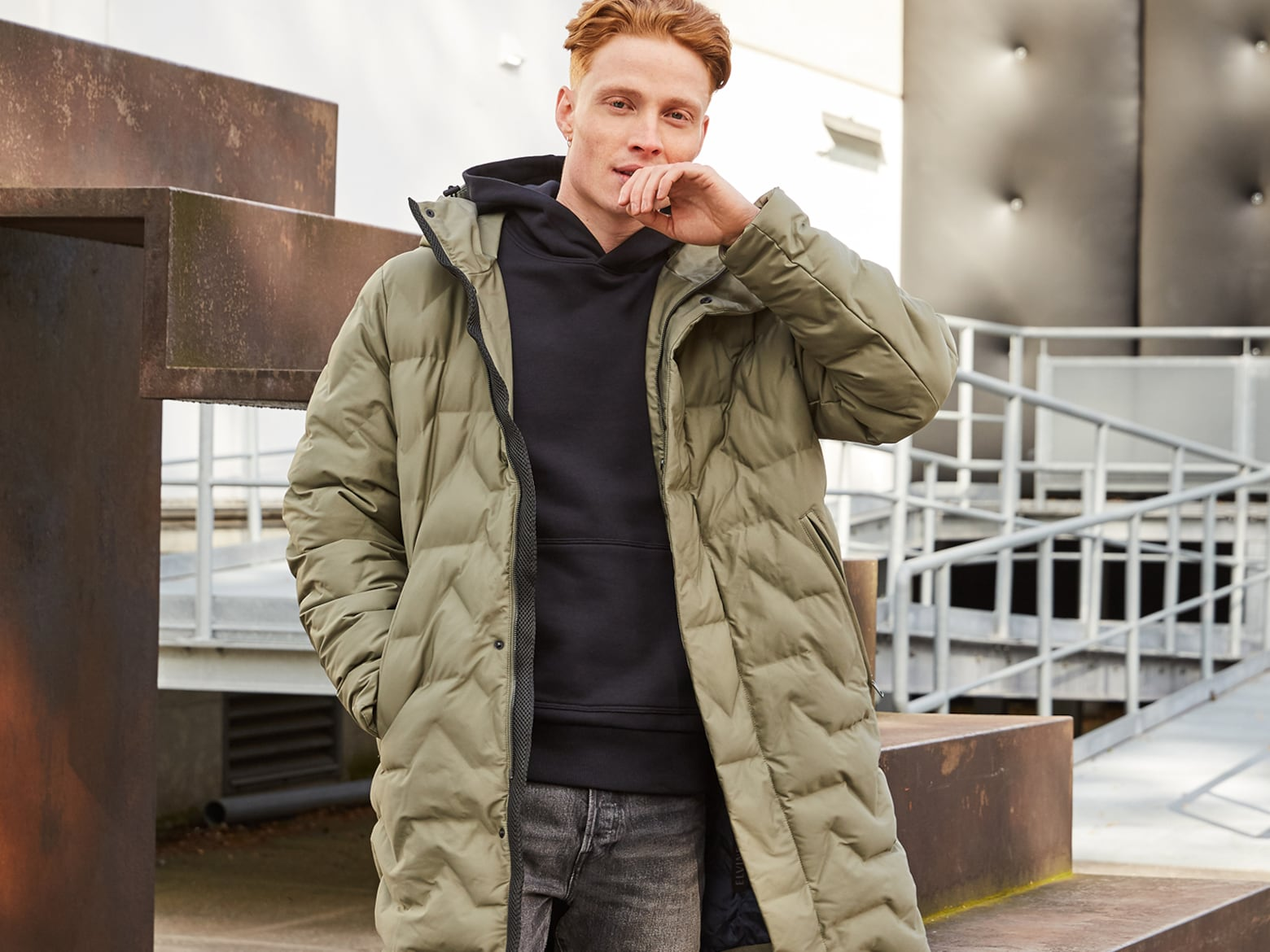 Jan Siegmund - Winter Necessities Look by Elvine