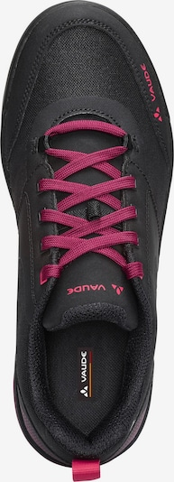 VAUDE Schuhe 'Am Moab' in rot / schwarz, Produktansicht