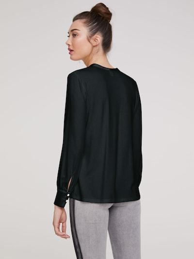 Palaidinė 'Style' iš heine , spalva - juoda: Vaizdas iš galinės pusės