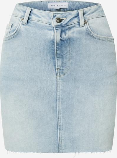 NU-IN Spódnica w kolorze niebieski denimm: Widok z przodu
