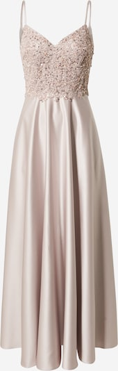 Unique Abendkleid in beige, Produktansicht