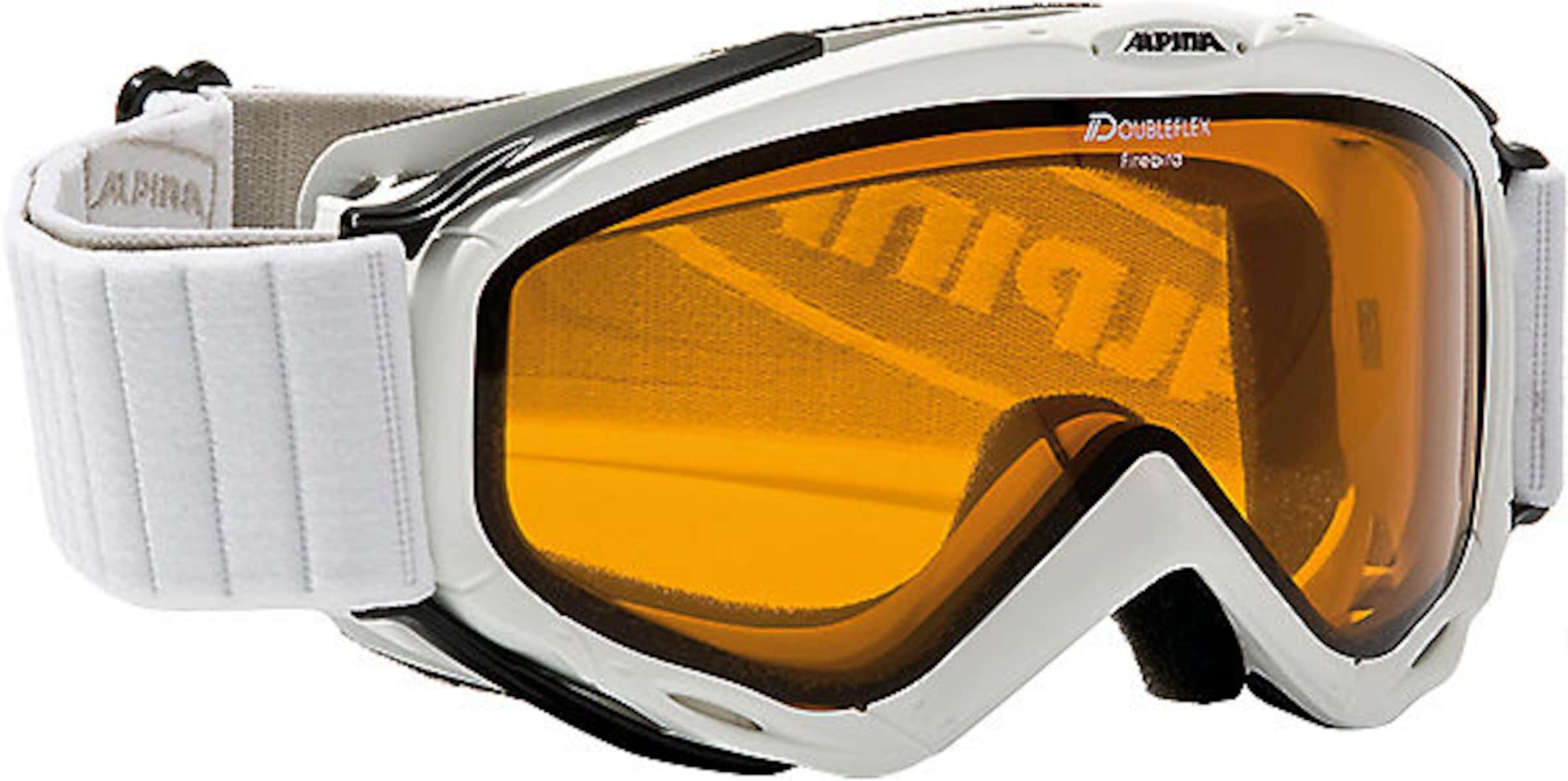 'spice Dhl' In Alpina Skibrille Weiß P80OnwkNXZ