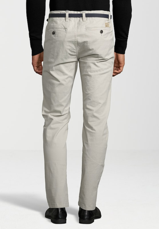 Dstrezzed Chino BELT STRETCH TWILL