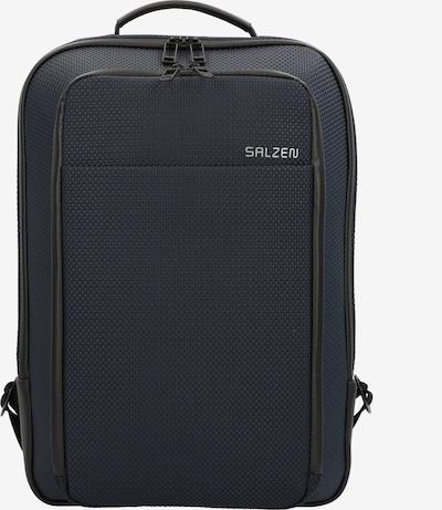 SALZEN Rucksack in nachtblau, Produktansicht
