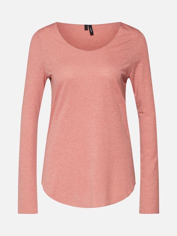 4f7ddda013 VERO MODA Póló rózsaszín színben | ABOUT YOU