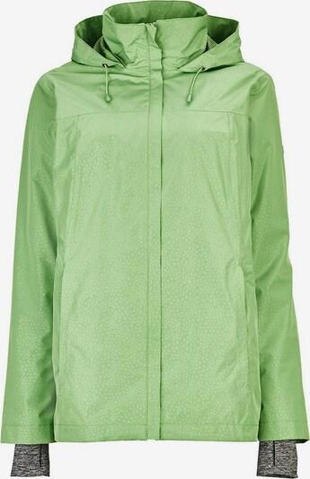 KILLTEC Regenjacke 'REIGA' in grün, Produktansicht