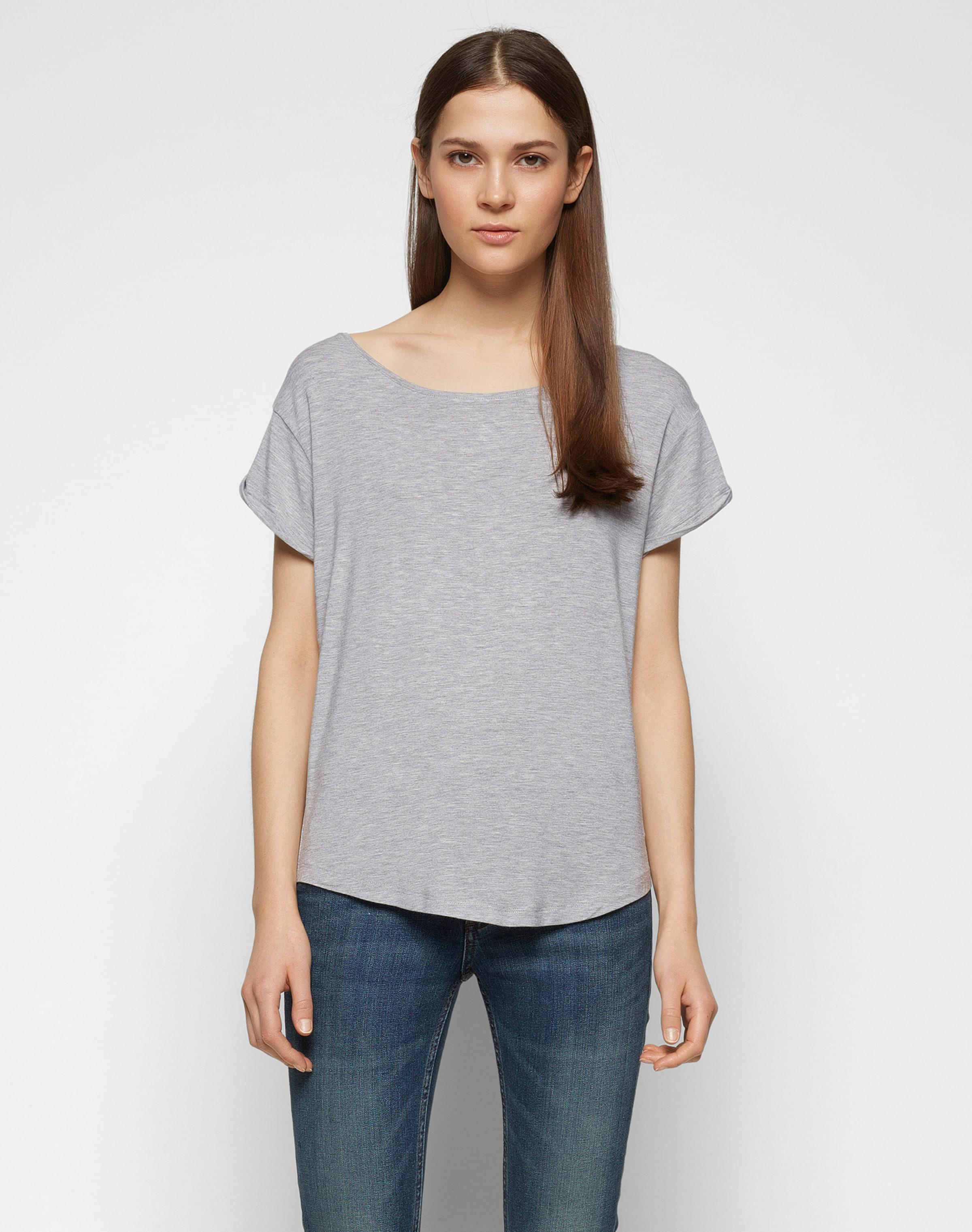 Low-Cost Verkauf Online mbym Print-Shirt 'Nisha' Günstig Kaufen Niedrigen Preis Versandkosten Für Profi Zu Verkaufen Pdw1r4