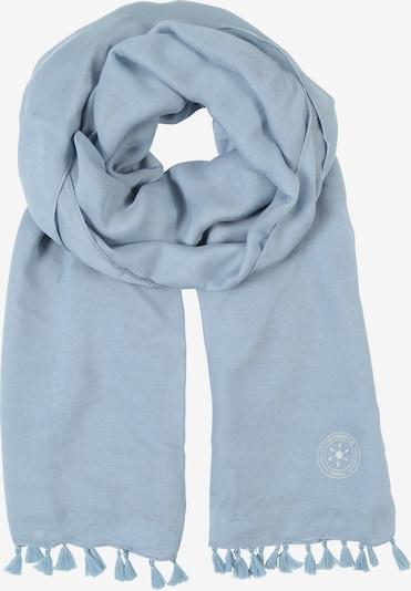Barts Sjaal in de kleur Lichtblauw, Productweergave