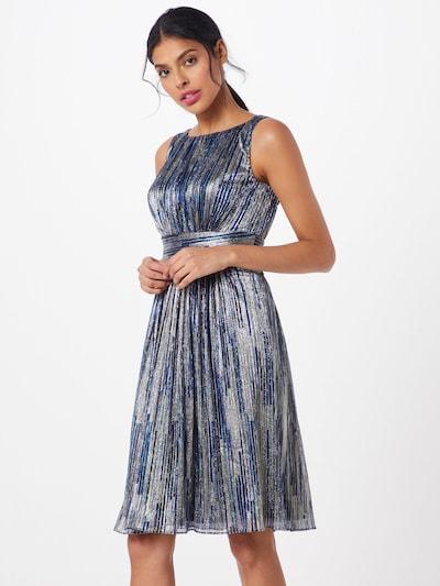 SWING Sukienka koktajlowa w kolorze niebieski / mieszane kolorym: Widok z przodu