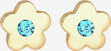 ELLI Jewelry 'Blume' in Gold