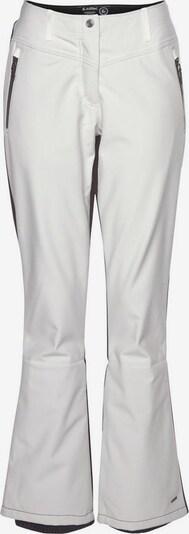 KILLTEC Skihose in dunkelgrau / weiß, Produktansicht