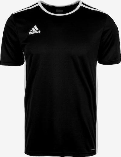 ADIDAS PERFORMANCE Tricot 'Entrada 18' in de kleur Zwart / Wit, Productweergave