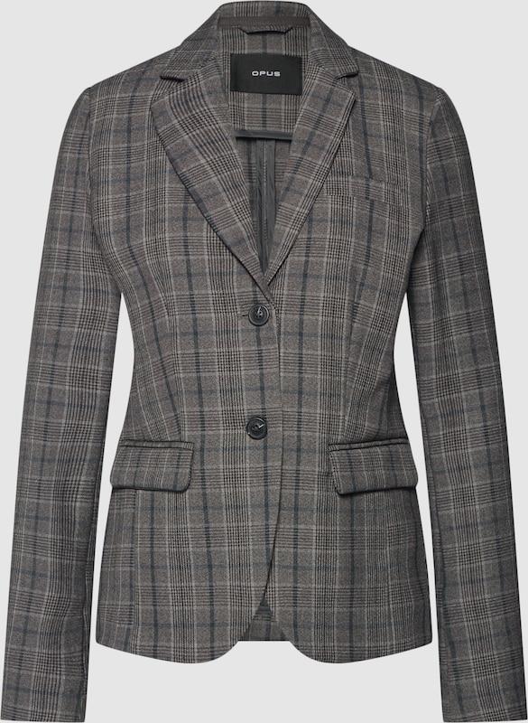 OPUS Blazer 'Janinka ROS' in grau  Markenkleidung für Männer Männer Männer und Frauen 0fbb4f